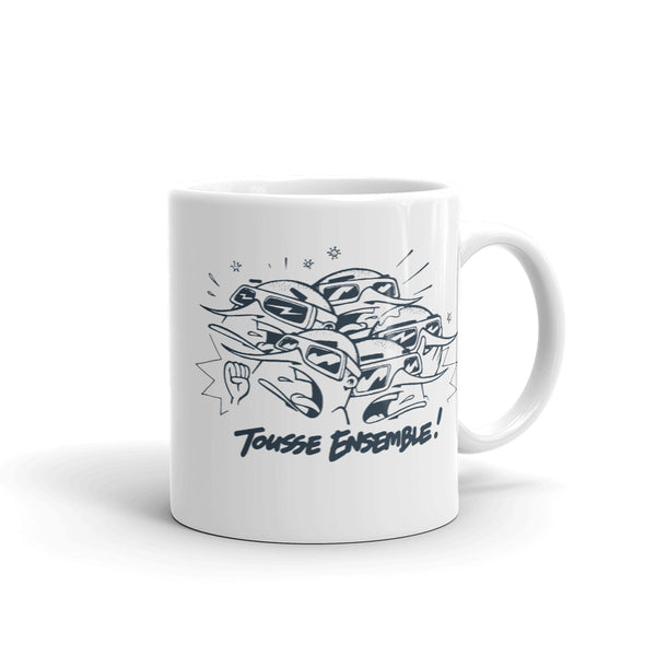 Tousse Ensemble Coffee Mug