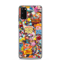 Sumo All Over Samsung Case