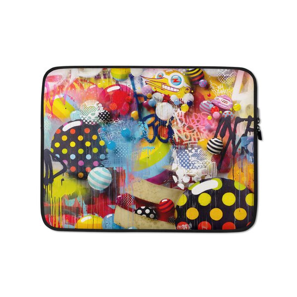 Bubble Or Nothing Laptop Sleeve