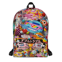 Sumo All Over Backpack