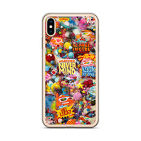 Sumo All Over iPhone Case