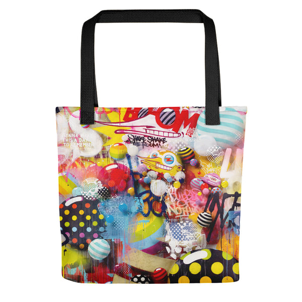Bubble Or Nothing Tote bag