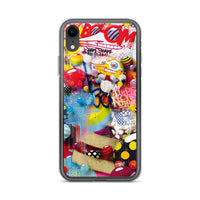 Boom iPhone Case
