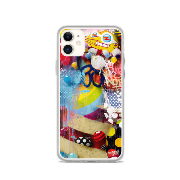 Bubble Or Nothing iPhone Case