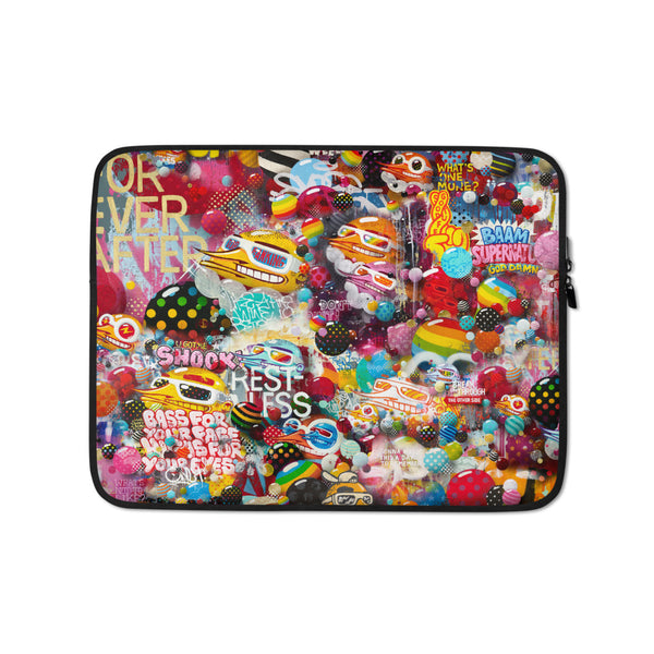 Sumo All Over Laptop Sleeve