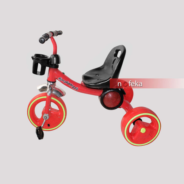 3 Wheel Happy Baby Tricycle for Kids - 3 to 5 Years nofeka 3 Wheel Happy Baby Tricycle for Kids - 3 to 5 Years Nofeka Uganda Cycling Equipment.