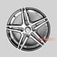 Alpina Jazztom 14 Inch Car Rims for Vitz, Raum, Sienta, and Spacio