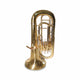 BBb 4-Valve Marching Bass Tuba Euphonium