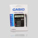 Casio DJ-120D PLUS Black Desktop Calculator