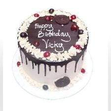 Nofeka Cakes Chocolate Drip (2 days notice Period)