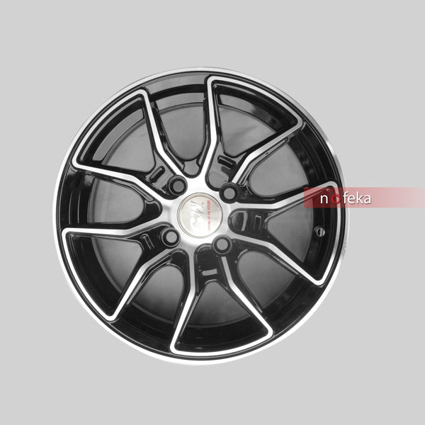 Nofeka Uganda Rims & Parts Custom GW 4-Holes 14 Inch Car Rims for Vitz, Raum, Sienta, and Spacio
