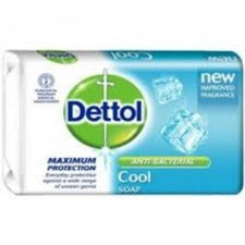 Dettol Soap Cool 175gm 1pc