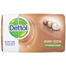 Dettol Soap Eventone 175g 1pc