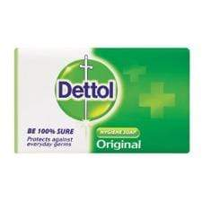 Nofeka Toiletries Dettol Soap Original 175gm 1pc