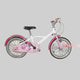 Docto Girl Pink Second Hand Bicycle for Kids | 12-inch Wheels