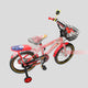 DTO Red Boys Bicycle for Kids - Ages 2  to 5 Years - 12-inch Wheels