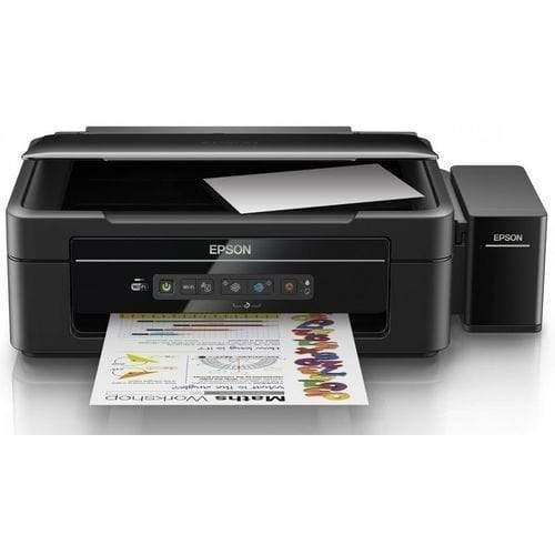 Nofeka Printers Epson All-in-One Printer L382 - Black