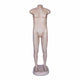 Female Light Color Torso Mannequin