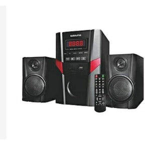 Global-star Home Speaker System 2.1