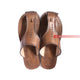 Hand Crafted Genuine Leather Men's Craft Sandals