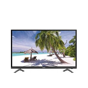"Hisense 24"" TV with Inbuilt Free to Air Digital Decoder -Black"