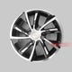 HTL 4-Holes 14 inch Alloy Wheel Rims for Vitz, Raum, Sienta, & Spacio