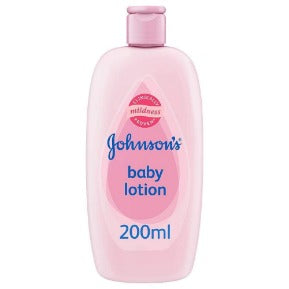Johnson Baby Lotion 200ml