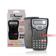 Kenko KK-88MS Double Display Scientific Calculator