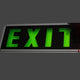 LED Exit Lights