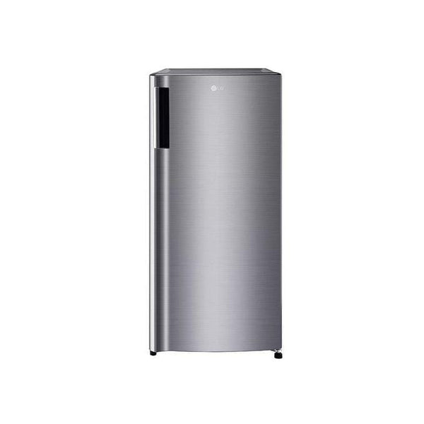 Nofeka Appliance LG FRIDGE GN-Y 201 190L 1-Door Refrigerator Silver