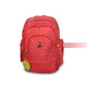 Lovely Dot Prints School Backpack for Teens Girls