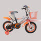 Luta Orange Bicycle for kids - Ages 2  to 5 Years - 12-inch Wheels