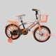 Luta Orange Bicycle for kids - Ages 5  to 8 Years - 16-inch Wheels