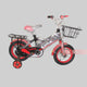Luta Red Bicycle for kids - Ages 2  to 5 Years - 12-inch Wheels