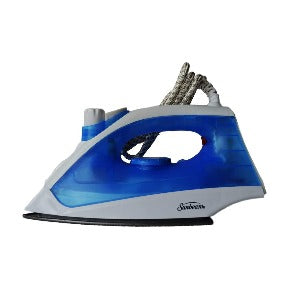 MAI-1200 Steam Dry Flat Iron (Blue and White)