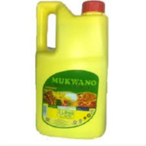 Mukwano Vegetable Cooking Oil 5Ltr