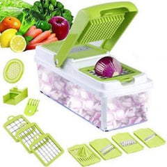 Multi function salad chopper