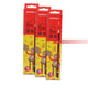 Nataraj 621 Ruby HB Pencils - Pack of 12