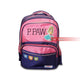 P.Paw Full Size Durable Friendly Girls Backpack