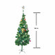 Pine Christmas Tree 180cm - Gold