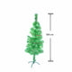 Pine Christmas Tree  Plain 180cm - Green