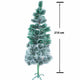 Pine Christmas Tree Snow 210cm