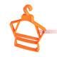 Plastic Hangers for Baby and Kids Apparels