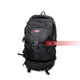Power in Eavas multiple pocket options deep black Backpack