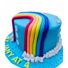 Rainbow Cake(2 days notice Period)