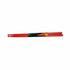 Nofeka Uganda Musical Instruments Red Plastic Drum Sticks