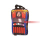 Rescue Fire Patrol Car Design school Backpack for Boys