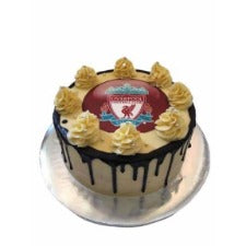 Soccer Team Cake (2 days notice Period)