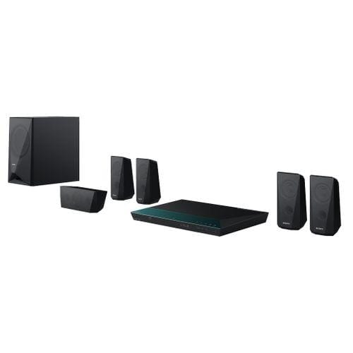 Nofeka Home Theatre Sony Blu-ray Home Theater with built in WiFi, Internet browser, Bluetooth - Black