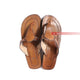 Strapped Genuine Leather Men's Craft Sandals
